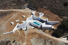 Ktima House, Antiparos, Greece - Camilo Rebelo and Susana Martins