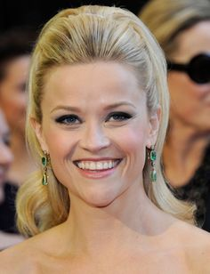 Top 10 Oscars Hairstyles - Daily Makeover