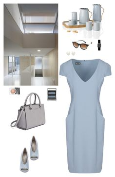 """Untitled #625"" by sunny050866 ❤ liked on Polyvore featuring Shibuya, Stelton, Emporio Armani, Burberry, MICHAEL Michael Kors, Tiffany & Co., Isabel Marant and Elizabeth and James"