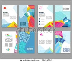 stock-vector-flyer-leaflet-booklet-layout-set-editable-design-template-a-fold-brochure-with-abstract-282702347.jpg (450×390)
