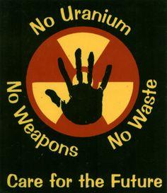Stop with uranium ammunition