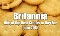 Britannia continues to be a very strong stock and a great investment for this month. Britannia is in our 'Best stock to Buy' list prepared by our research team. Read on to know why.