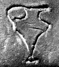 A Linear B Vessel Ideogram   Pylos.