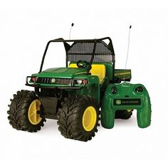 John Deere Remote Control Gator Toy