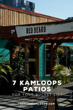Patios are best for basking in the summer sun, enjoying sips and eats, and reveling in the outdoor views from your seat. When visiting Kamloops, be sure to cross these 7 patios off your bucket list. Cider Making, Summer Bucket Lists, Summer Sun, Day Trips, Craft Beer, Outdoor, Courtyards, Outdoors, Outdoor Games