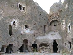 Cave Homes, Cappadocia,Turkey