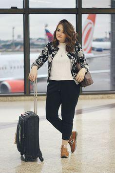 Look da Ka: básico especial aeroporto