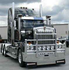 Kenworth Trucks Australia Road