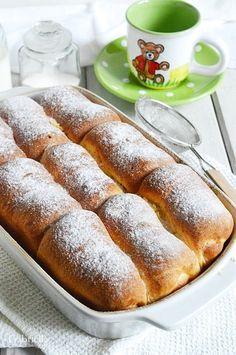 Hot Dog Buns, Hot Dogs, Bread Baking, Cake Recipes, Kuchen, Baking, Easy Cake Recipes, Cake Tutorial