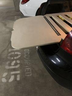 Vw Hatchback, Car Camper, Camper Conversion, Ideas, Thoughts