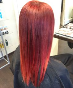 Fire Ends Red Hair