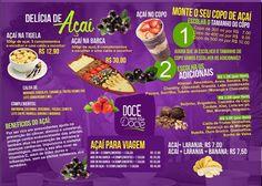 Menu, Food, Vintage, Beauty, Ice Cream Poster, Letter Example, Menu Cards, Drinks, Fruit