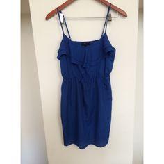 Forever 21 Blue Dress Like New Forever 21 Blue Dress. Size Medium, great condition. Forever 21 Dresses