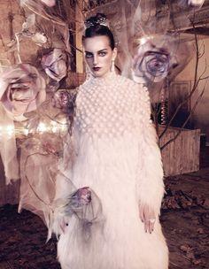 Modest White Eveningwear