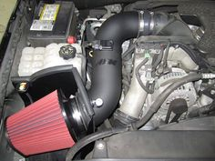 Chevrolet Silverado and GMC Sierra Find Power and Performance in AEM Air Intake System 2002 Chevy Silverado, Chevy Duramax, Silverado 3500, Sierra 2500, Diesel Trucks, Truck Accessories, Hunter Boots, Rubber Rain Boots, Engine