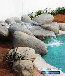 cascadas para piscinas - Buscar con Google