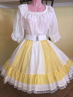 1569b5141173 46 Best Evas petticoats images | Petticoats, Square dance, Dance ...