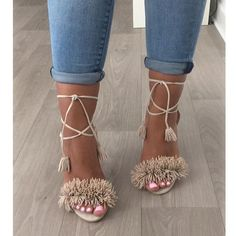 XOXO... These are super cute!! N it's something bout a chunky leg I so adore in heels