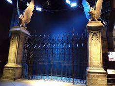 Ingresso Hogwarts Londra Harry Potter