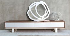 Sweet 62 Console by Gervasoni - Via Designresource.co