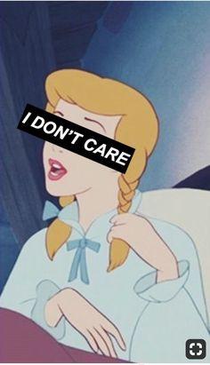 I Don't Care - Cinderella wallpaper