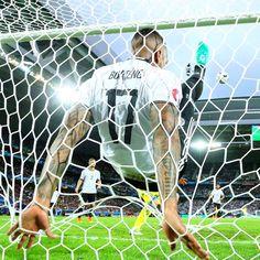 Mega safe by Jerome Boateng vs Ukraine Eurocup 2016 12.6.16