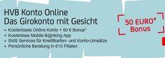 HypoVereinsbank mit 50€ Bonus + 70€ Cashback für komplett kostenlose Girokonto *UPDATE* - myDealZ.de