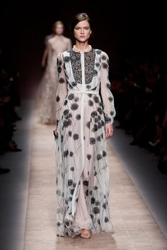 Cool Chic Style Fashion: Valentino Spring / Summer 2013
