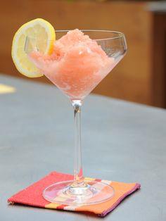 Guava Granita Recipe : Geoffrey Zakarian : Food Network - FoodNetwork.com