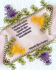 Needle Lace, Baby Knitting Patterns, Craft Tutorials, Tatting, Needlework, Diy And Crafts, Quilts, Embroidery, Youtube