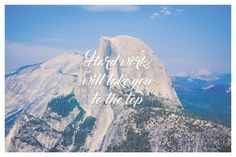 Yosemite Print, Home Decor, Half Dome Mountain, Nature Photography, Motivational Quote, Printable Wall Art Mountain Photography, Nature Photography, Mountain Art, Nature Tree, Half Dome, Free Stock Photos, Printable Wall Art, Mountains, Landscape