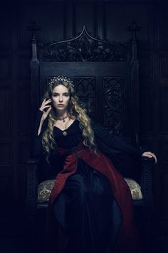 The White Princess - queen Elizabeth of York