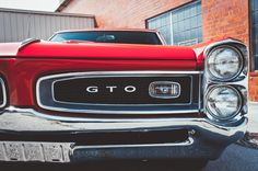 What Does GTO Stand For