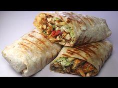 Chicken Schwarma Recipe, Chicken Recipes, Shawarma Chicken, Empanadas, Corndog Recipe, Club Sandwich Recipes, Shawarma Recipe, Baked Chicken Legs, Turkish Recipes