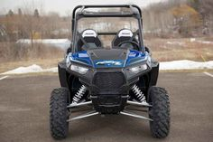 New 2016 Polaris RZR S 900 EPS Blue Fire ATVs For Sale in Wisconsin.