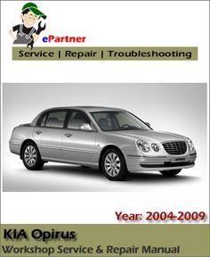 23 best kia service manual images on pinterest repair manuals kia rh pinterest com 04 Kia Optima Repair Manual Kia Optima Radio Manual
