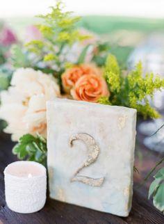 Southern Sunrise Wedding by @Ashton Events + @Justin DeMutiis | Featured on @Southern Weddings