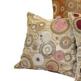 Found it at Wayfair - Chenille Candy Decorative Throw Pillow