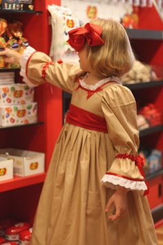 Olabelhe: Like A Kid In A Candy Shop
