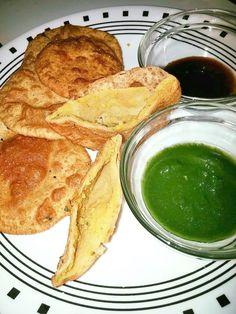Eat Happy, Whole Wheat Flour, Iftar, Lentils, Ramadan, Vegetarian Recipes, Spicy, Easy Meals, Snacks