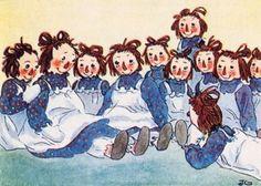My Audio School » Raggedy Ann Stories by Johnny Gruelle