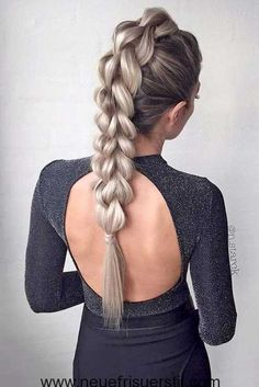 Dutch Braid Idee