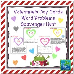 valentine measurement activities