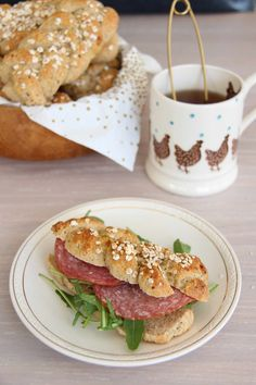 Havrefletter - My Little Kitchen Little Kitchen, Cottage Cheese, Kitchens, Food And Drink, Baking, Breakfast, Morning Coffee, Bakken, Kitchen
