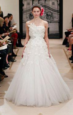 Reem Acra   Bridal Royal Collection