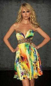 Modelos de Vestidos Para Casamentos Diurnos