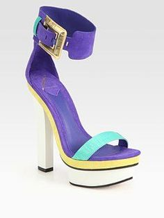 B Brian Atwood - Braganca Platform Sandals