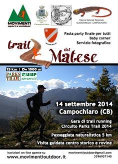 1° Trail del Matese: si corre nell'Oasi WWF di #Guardiaregia e #Campochiaro #Molise