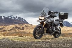 Cycle World - 2014 Triumph Explorer XC - First Ride