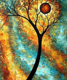 Megan Aroon Duncanson Fall Inspiration painting for sale - Megan Aroon Duncanson Fall Inspiration is handmade art reproduction; You can shop Megan Aroon Duncanson Fall Inspiration painting on canvas or frame. Fall Inspiration, Painting Inspiration, Images D'art, Art For Sale Online, Wall Art For Sale, Art Plastique, Tree Art, Oeuvre D'art, Art Pictures